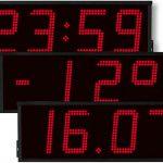 Lumex - Tid, temperatur og dato